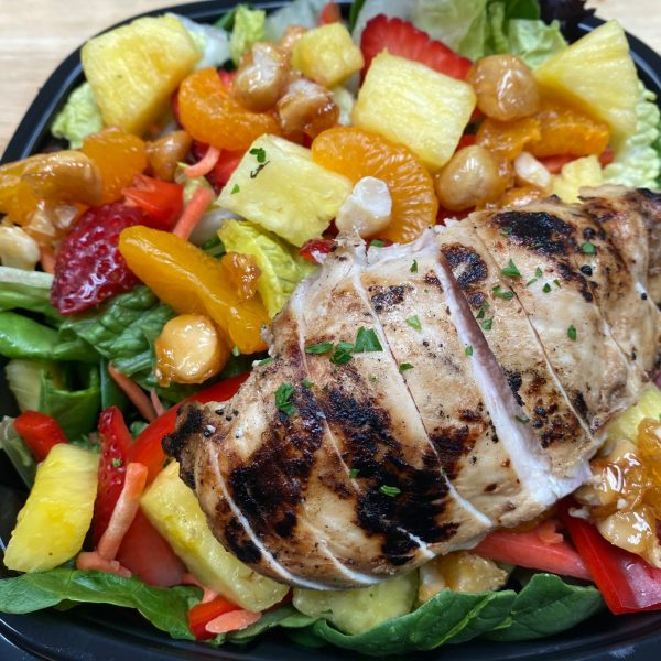 Luau Grilled Chicken Salad